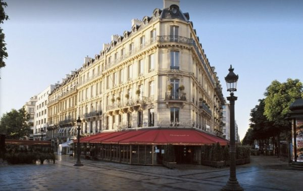 HOTEL BARRIERE LE FOUQUET´S PARIS