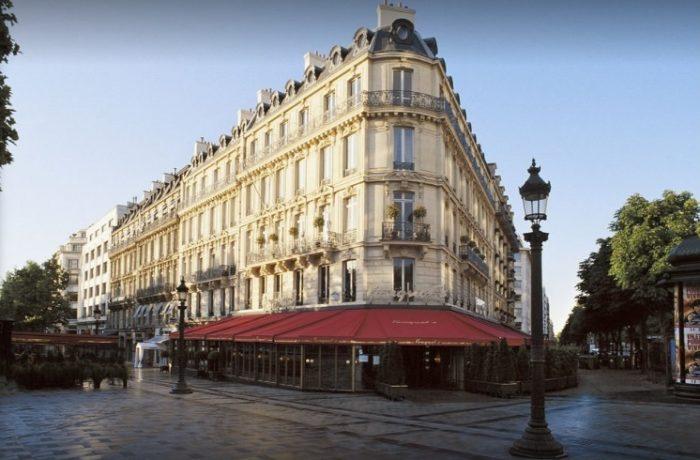 HOTEL BARRIERE LE FOUQUET´S PARIS