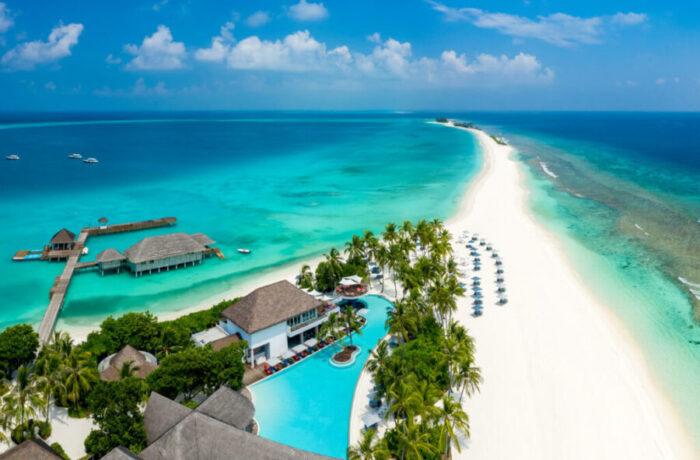 SEASIDE FINOLHU, MALDIVAS